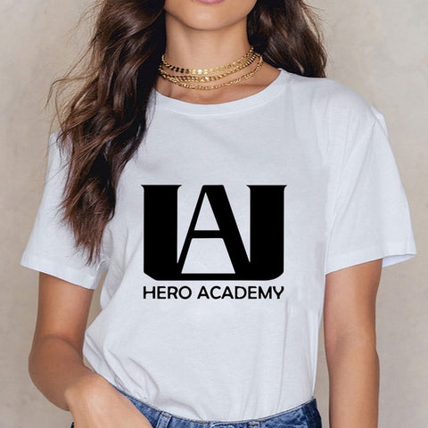 My Hero Academia Women Shirt U.A. Hero Academy