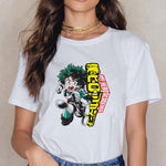 My Hero Academia Women Shirt Midoriya