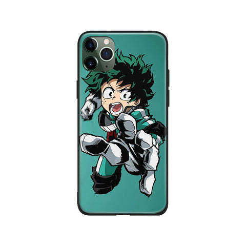 My Hero Academia iPhone Case Hero Deku