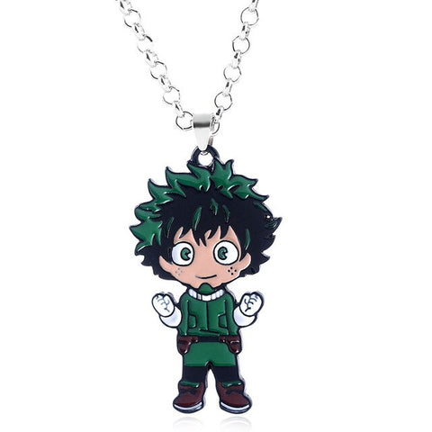 izuku midoriya necklace