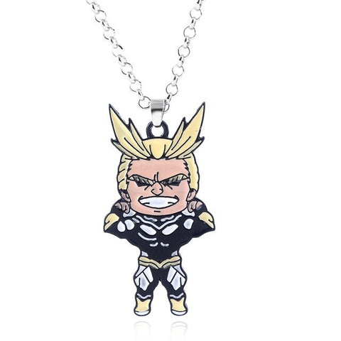 all might necklace