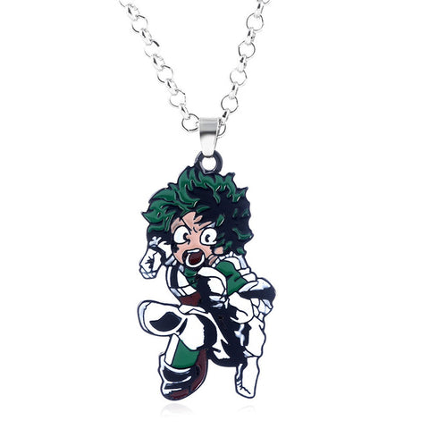 boku no hero academia necklace