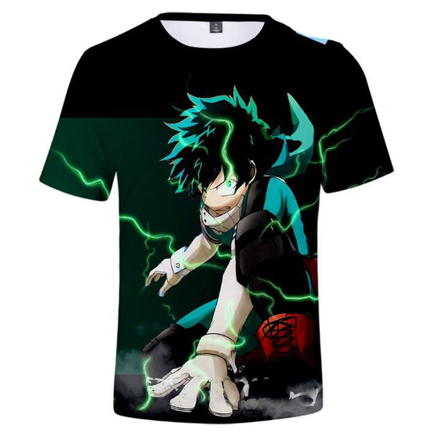 my hero deku shirt