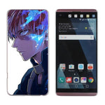 My Hero Academia LG Case Shoto Blue Flame