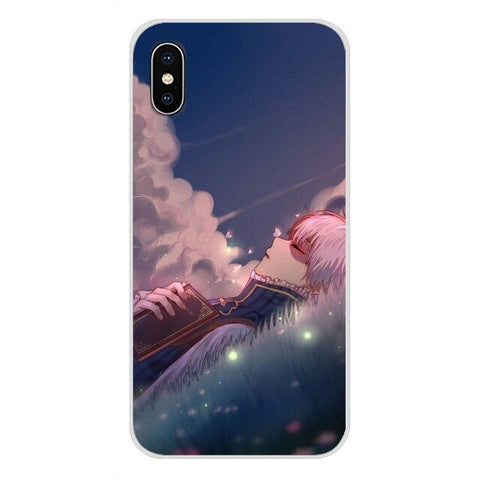 My Hero Academia LG Case Sleeping Shoto