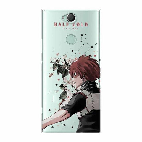 My Hero Academia Sony Case Shoto Todoroki