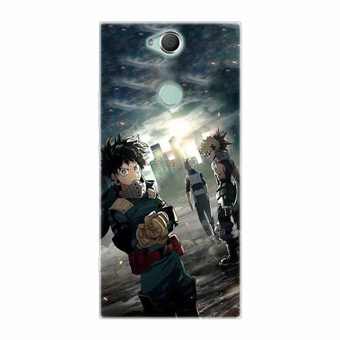 My Hero Academia Sony Case New Era