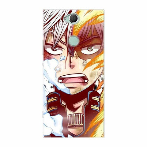 My Hero Academia Sony Case Shoto Quirk