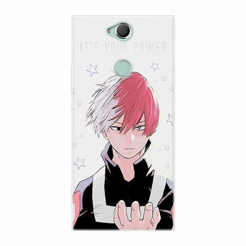 My Hero Academia Sony Case Todoroki Shoto