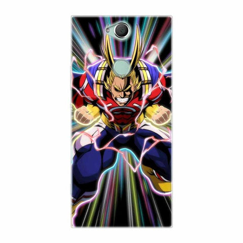 My Hero Academia Sony Case All Might Silver Age