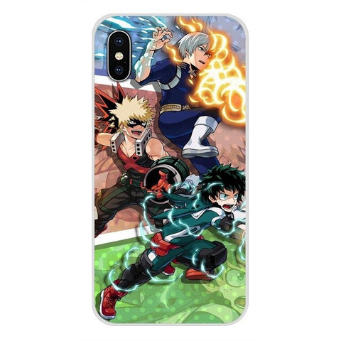 My Hero Academia Sony Case Monster Trio