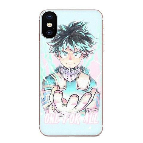 My Hero Academia Sony Case One For All