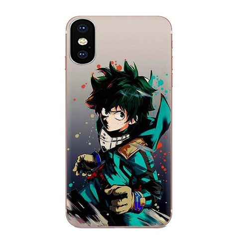 My Hero Academia Sony Case Hero Izuku