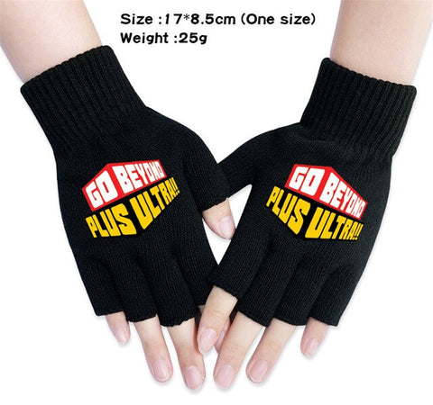 plus ultra fingerless gloves