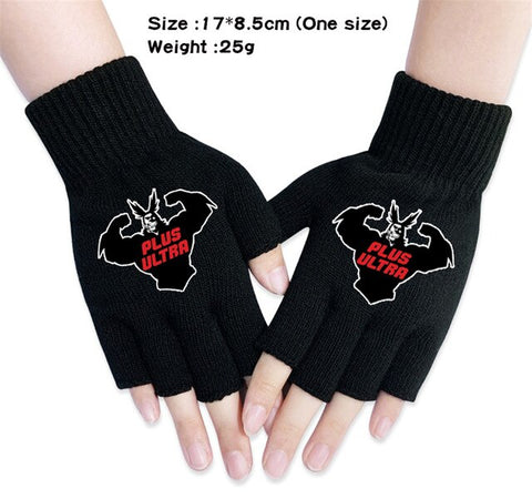 boku no hero academia all might gloves
