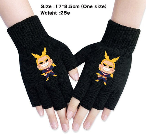 my hero academia sleeping gloves