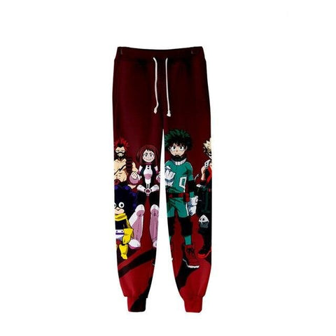 my hero academia pants guy