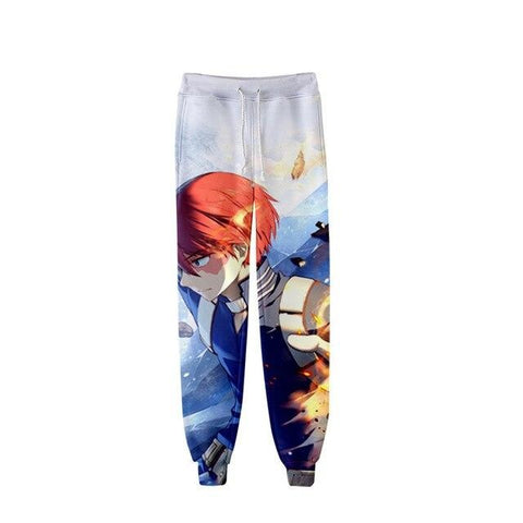todoroki sweatpants