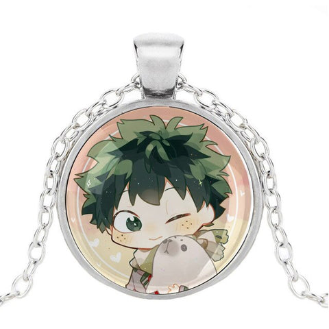 bnha necklace free shipping