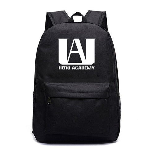 ua my hero academia backpack
