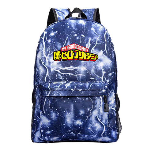 My Hero Academia Backpack MHA