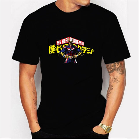 My Hero Academia Shirt All Might Logo