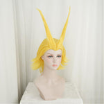 all might cosplay wig