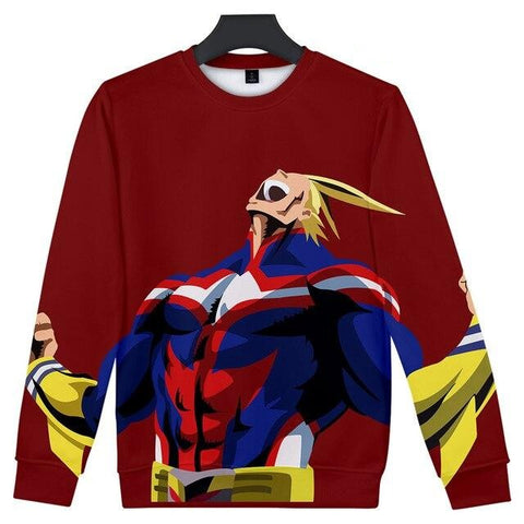 all might long sleeve