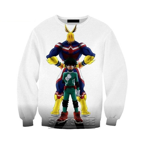 all might long sleeve shirt