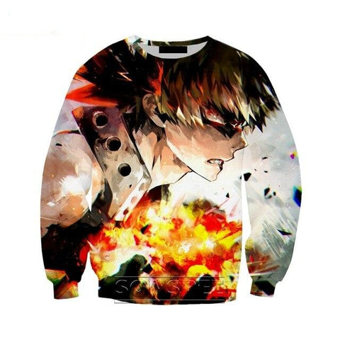 bakugou sweater
