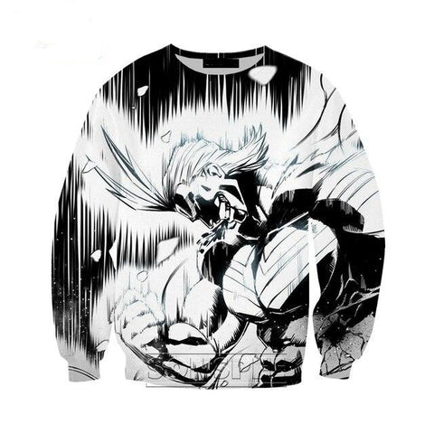 all might sweater