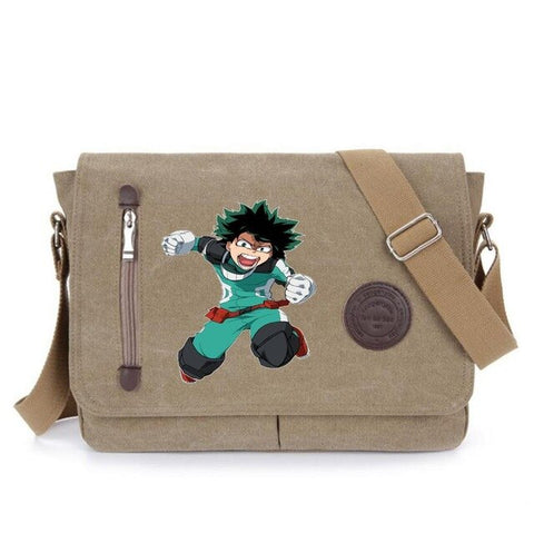 my hero academia duffle bag