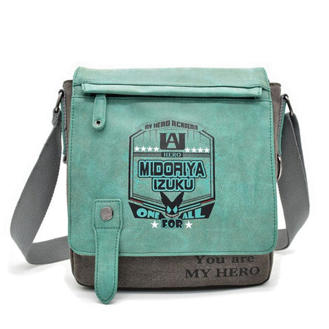 my hero academia sling bag
