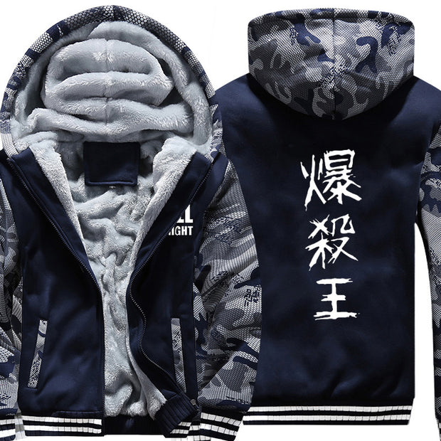 boku no hero academia jacket