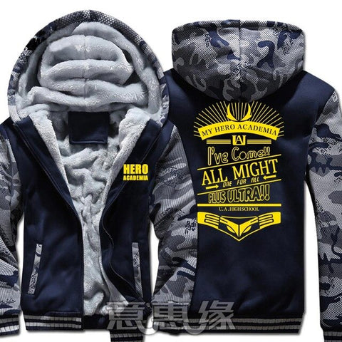 all might jacket