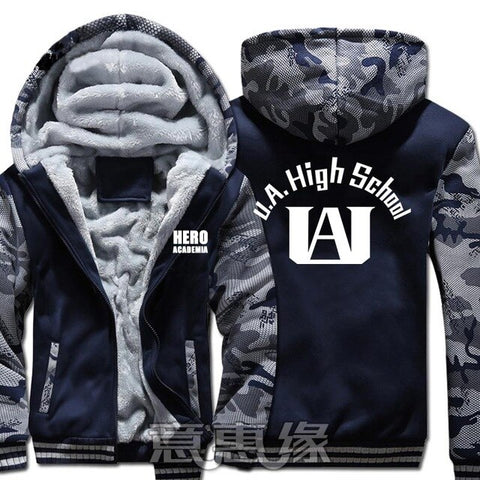 boku no hero academia ua jacket