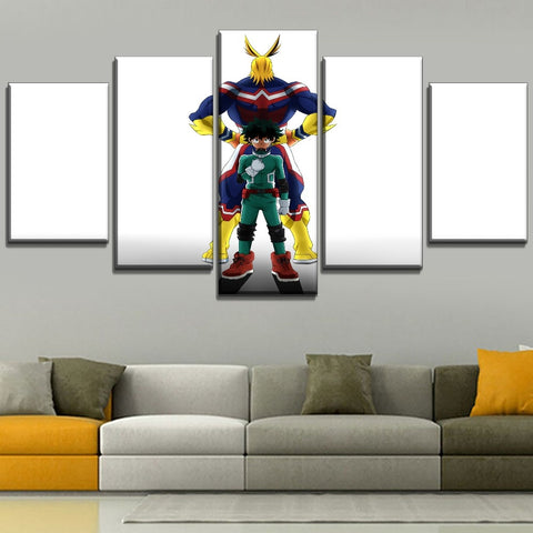 all might wall art