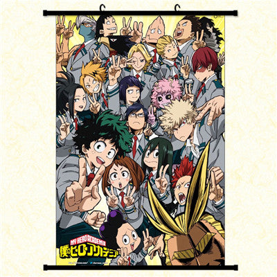 MHA Poster U.A. High School