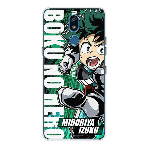 My Hero Academia LG Case Hero Deku