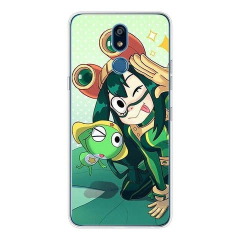 My Hero Academia LG Case Froppy