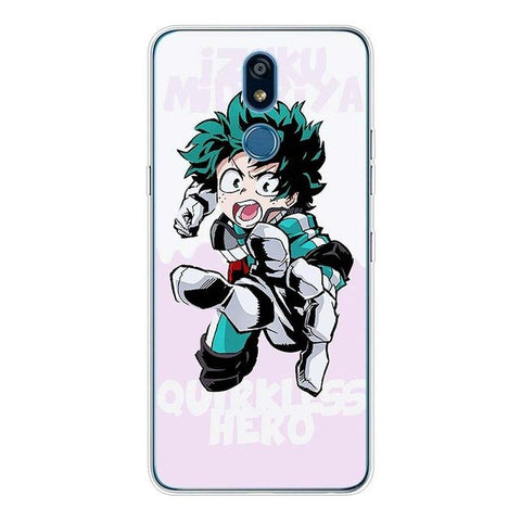 My Hero Academia LG Case Quirkless Hero