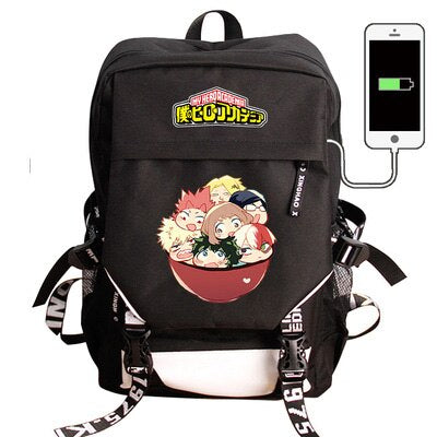 My Hero Academia Backpack Ramen Soup