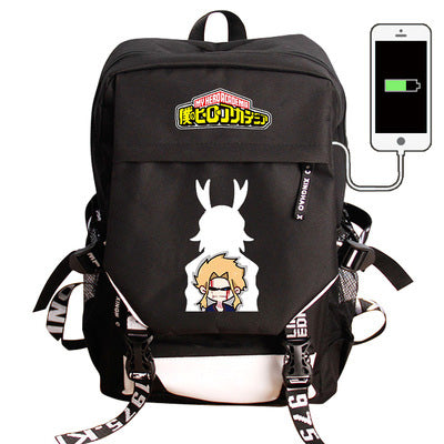 My Hero Academia Backpack Toshinori