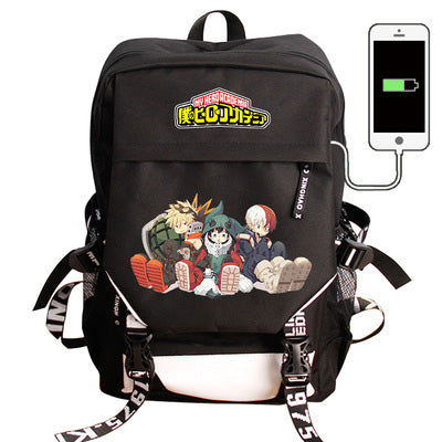 My Hero Academia Backpack Little Heroes