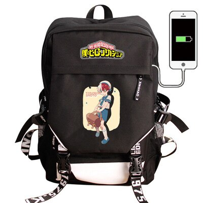 My Hero Academia Backpack Kid Shoto