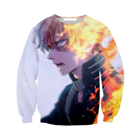 shoto todoroki sweater