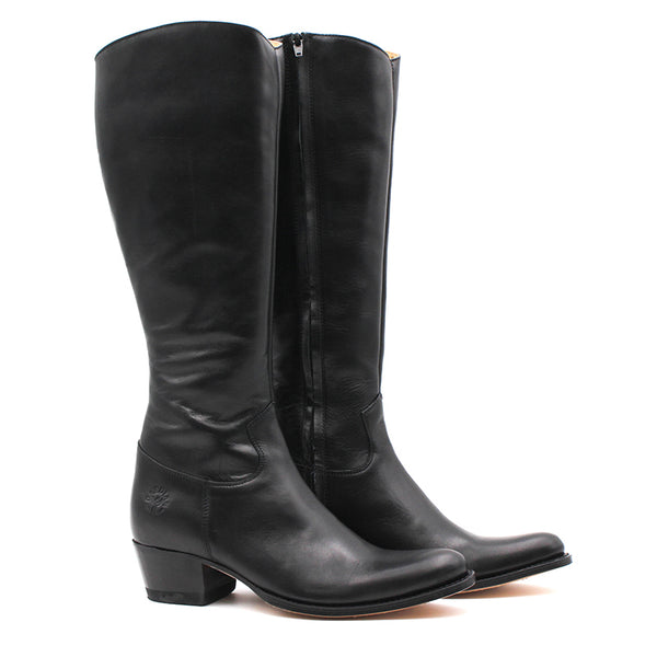 Eygalieres Boots - Smooth Leather (Woman)