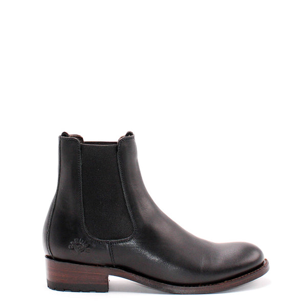 Chelsea Boots Arles - Cuir lisse (Femme)