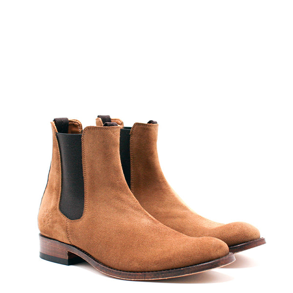 Arles Chelsea Boots - Suede Leather (Man)