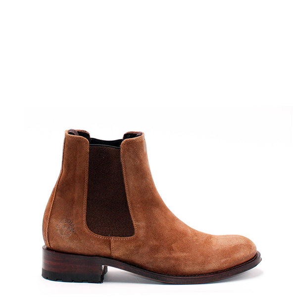 Arles Chelsea Boots - Suede Leather (Woman)